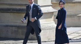 Couple Beckham