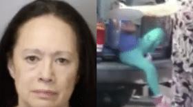 cette grand-mère odieuse enfermait ses petits-enfants dans des cages pour chien