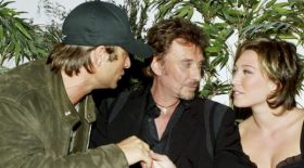 David Hallyday et Laura Smet rendent hommage à leur père pour son anniversaire
