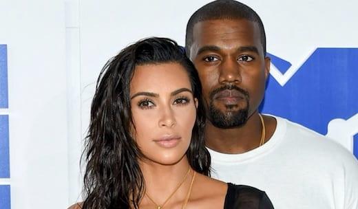 Kanye West avait peur que Kim Kardashian le largue