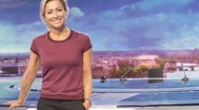 Anne-Sophie Lapix dérape en plein JT de 20 heures sur la coupe du monde
