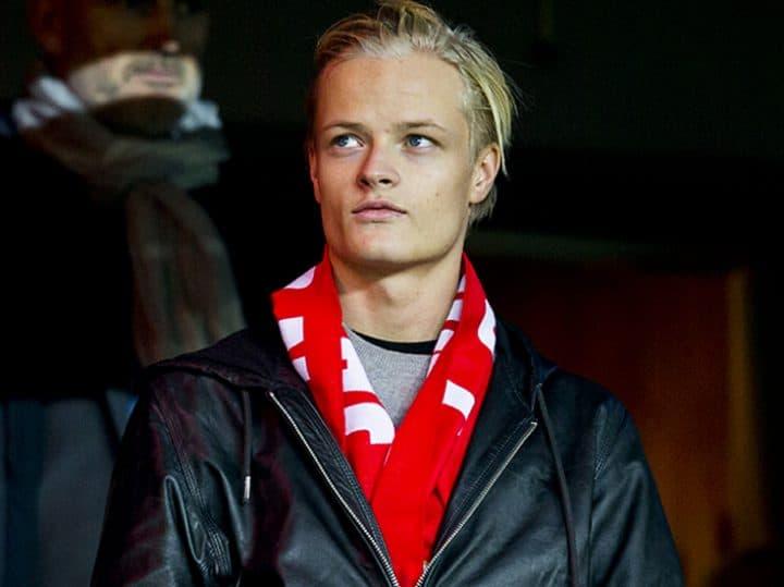 Prince Marius Borg Høiby