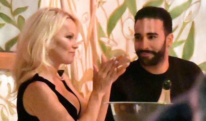 Adil Rami très énervé après une question sur Pamela Anderson