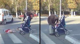 La vidéo de ce papy et de son petit-fils a choqué la Russie