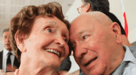 retraités, amour, âge, maison de retraite, mariage