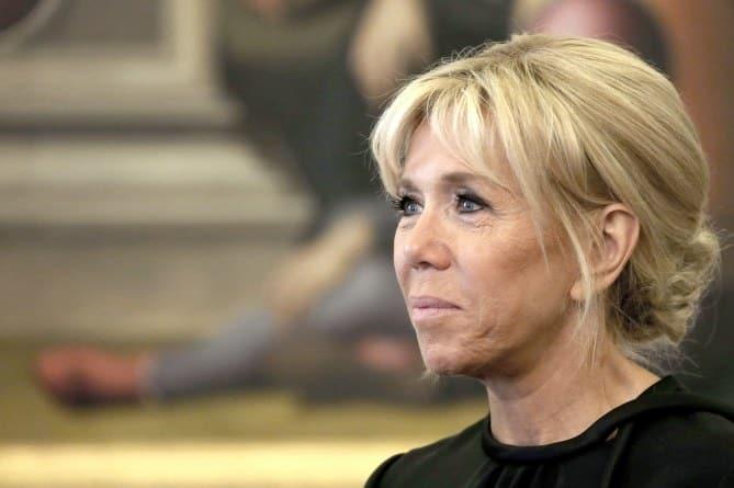 Brigitte Macron Première Dame de France