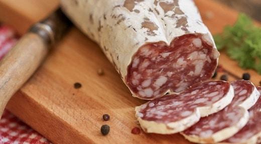 le mondial du saucisson en Ardèche