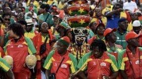 Le beau geste des supporters sénégalais et japonais après leur passage au stade