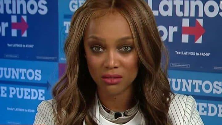Tyra Banks, phobies, stars, peurs, dauphin