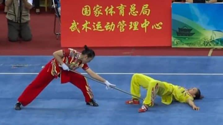 wushu sport de combat art martial