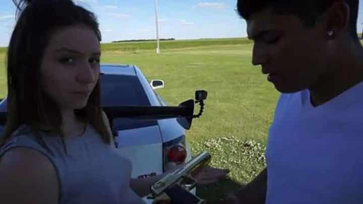 vidéo youtubeuse tue petit ami