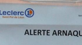 arnaque, Leclerc, 250 euros, Facebook,