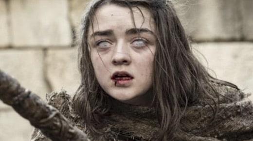 La dernière photo de Maisie Williams sur Game Of Thrones affole les fans