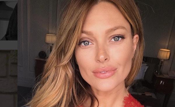 Caroline Receveur présente son nouveau-né Marlon — Instagram