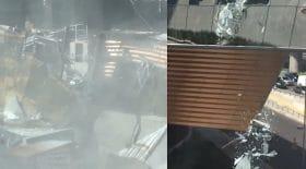 Un centre commercial de Mexico s'est effondré !