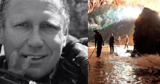 sauvetage des enfants coincés dans une grotte en Thaïlande : ce docteur est un héros