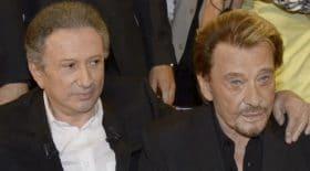 Michel Durcker tient à respecter une dernière volonté de Johnny Hallyday