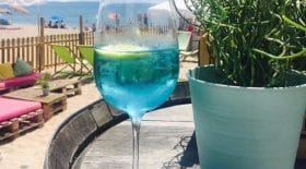 Du vin ... Bleu !