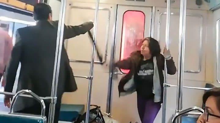 exorcisme métro mexico