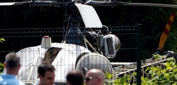 hélicoptère, rédoine faid, évasion, prison