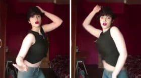 instagram vidéo danseuse iranienne arrêtée