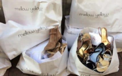 Scandale : la marque Mellow Yellow jette des chaussures neuves à la poubelle