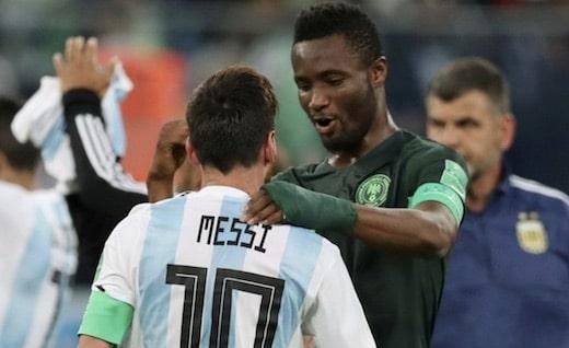 Le père d'Obi Mikel kidnappé peu avant le match Nigéria - Argentine