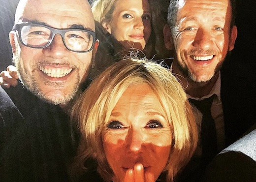 derrière ce slefie de Brigitte Macron se cache un vrai scandale