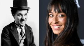 Oona et Charlie Chaplin