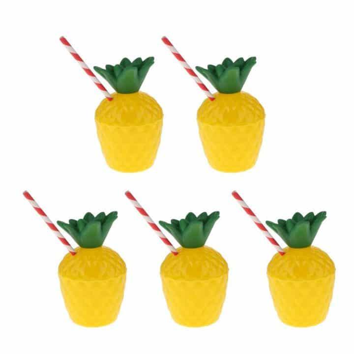 gobelet ananas