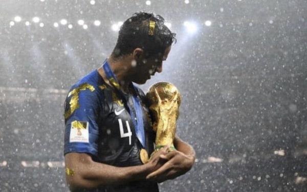 Ce joueur de l'équipe de France championne du monde révèle l'envers du décor de la coupe du monde