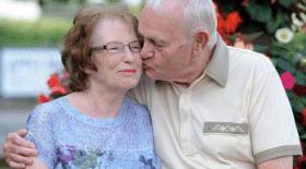 60 ans plus tard ces amoureux se retrouvent