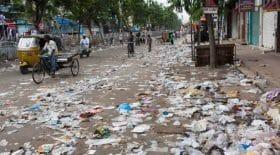 A Bombay le plastique est devenu illégal