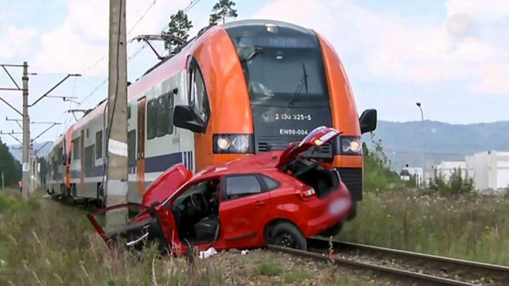 accident de train permis de conduire