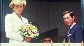 Lady Diana lettre mort