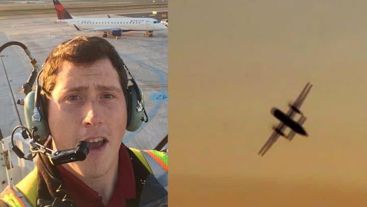 suicide bagagiste vole avion
