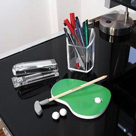 bloc notes jeu golf