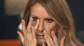 Céline Dion endeuillée par la mort d'un proche