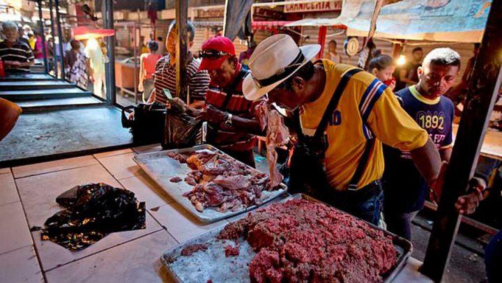 viande avariée pourrie crise Venezuela