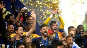 Bleus Champions du monde