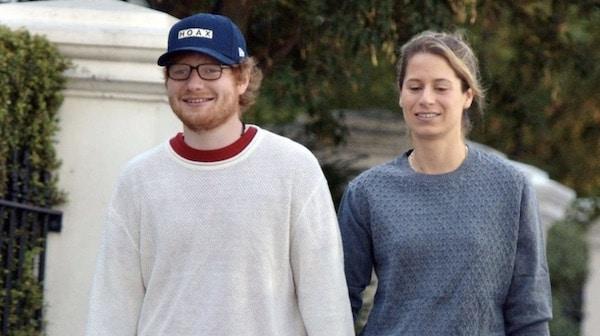 Ed Sheeran marié en secret