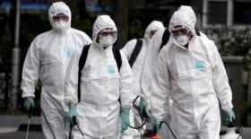 épidémie de fièvre charbonneuse
