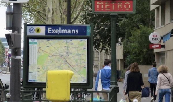 Un homme décède poignardé à la station Exelmans à Paris