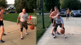 feinte basketball