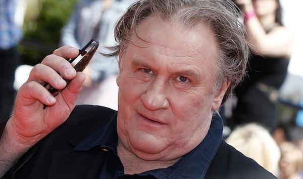 Gérard Depardieu accusé de viol !