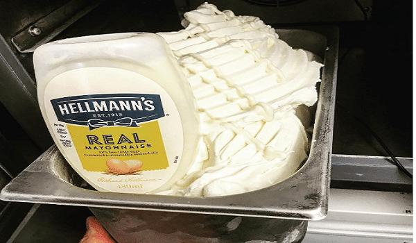 Une petite glace la mayonnaise a vous tente - Saint de glace 2018 ...