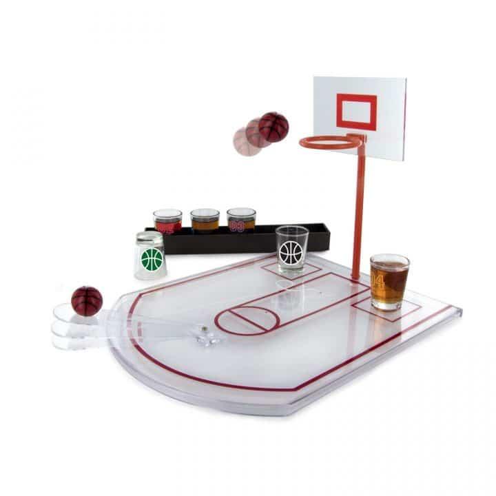 jeu a boire basket