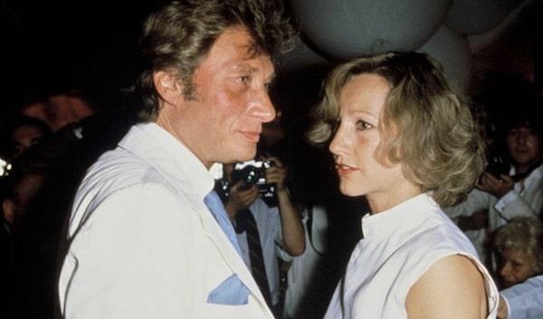 Nathalie Baye affirme que Johnny Hallyday était jaloux d'un célèbre acteur
