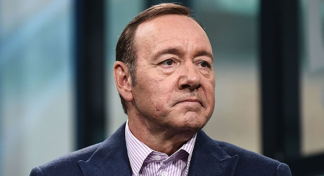 Kevin Spacey agressions sexuelles