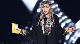 Madonna discours Aretha Franklin